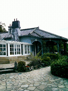 長崎歴史文化博物館、グラバー園