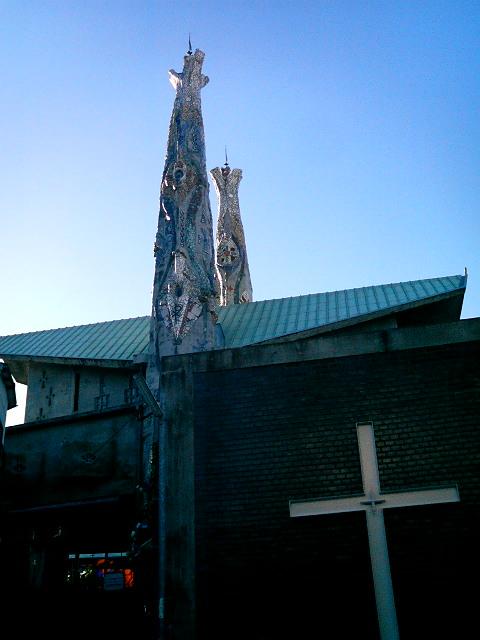 日本二十六聖人記念聖堂